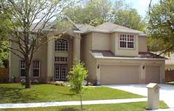 Florida Style House Plans Plan: 73-181