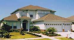 Florida Style Floor Plans Plan: 73-199