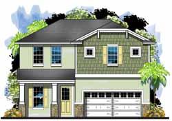 Craftsman Style Floor Plans Plan: 73-230