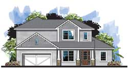 Craftsman Style Floor Plans 73-237