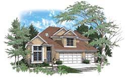 Craftsman Style House Plans Plan: 74-259