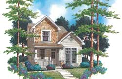 Craftsman Style House Plans Plan: 74-268