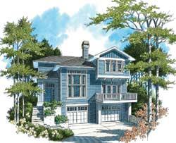 Craftsman Style House Plans Plan: 74-271