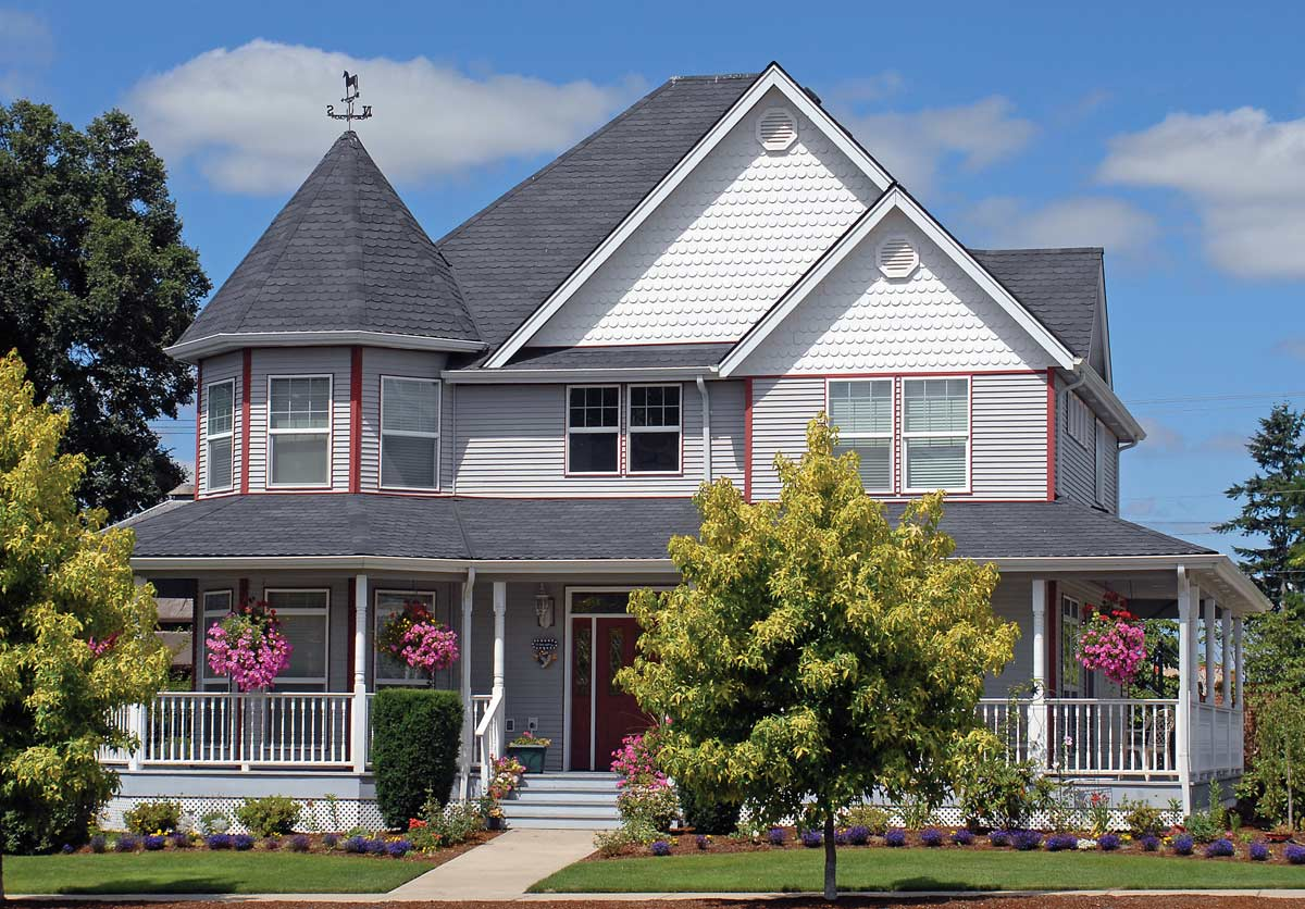 Victorian Style House Plans