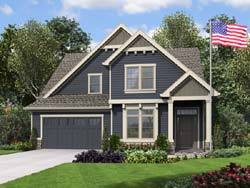 Cottage Style Floor Plans Plan: 74-420