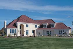 Contemporary Style Home Design Plan: 74-432
