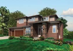 Prairie Style House Plans Plan: 74-466