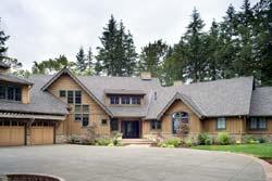 Craftsman Style Home Design Plan: 74-480