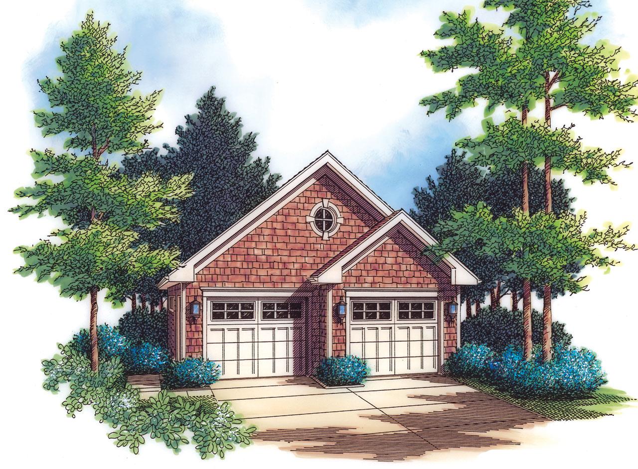 Craftsman Style House Plans Plan: 74-509