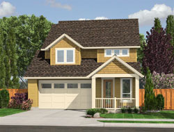 Craftsman Style House Plans Plan: 74-562