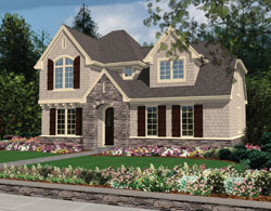 Cottage Style House Plans Plan: 74-670