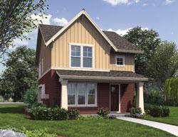 Cottage Style Floor Plans Plan: 74-688