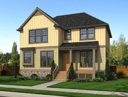 Craftsman Style House Plans Plan: 74-698
