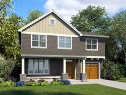 Cottage Style Floor Plans Plan: 74-856
