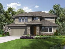 Northwest Style Floor Plans Plan: 74-881