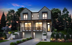 Modern Style House Plans Plan: 74-900