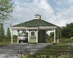 Coastal Style Floor Plans Plan: 77-419