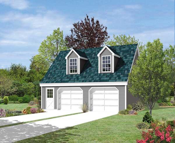 Cape-cod Style House Plans Plan: 77-545