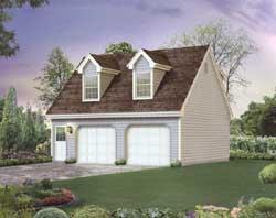 Cape-Cod Style Floor Plans Plan: 77-559