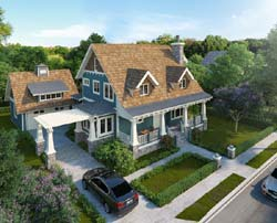 Craftsman Style Floor Plans Plan: 79-122