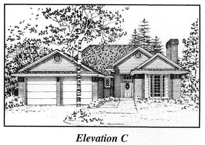Alternate Elevations Plan: 8-121