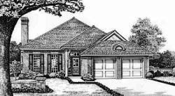 Traditional Style Floor Plans Plan: 8-147