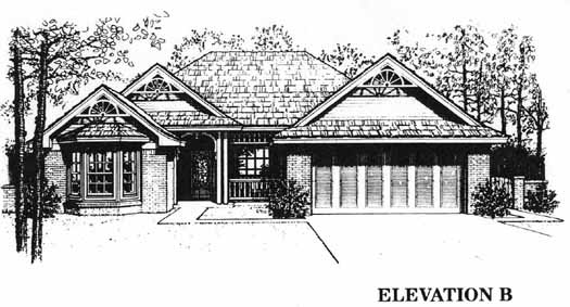 Alternate Elevations Plan: 8-151