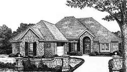 Traditional Style Floor Plans Plan: 8-192