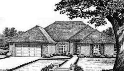Traditional Style Floor Plans Plan: 8-194