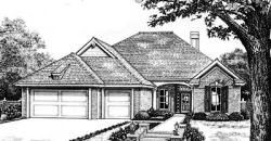 Traditional Style Floor Plans Plan: 8-217