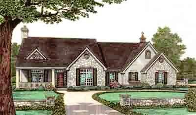 Farm Style Floor Plans Plan: 8-256