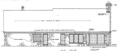 Rear Elevation Plan: 8-256