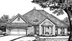 Traditional Style Floor Plans Plan: 8-263