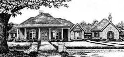 Southern Style House Plans Plan: 8-264