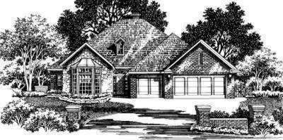 Traditional Style House Plans Plan: 8-325