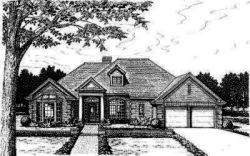 Traditional Style House Plans Plan: 8-432