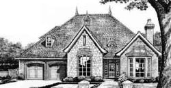 Traditional Style Floor Plans Plan: 8-437