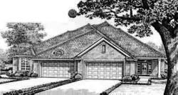 Traditional Style House Plans Plan: 8-521