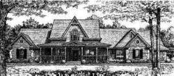 Victorian Style Floor Plans Plan: 8-522