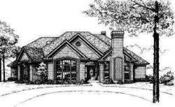 Traditional Style House Plans Plan: 8-531