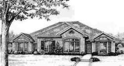 Traditional Style House Plans Plan: 8-538