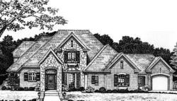Traditional Style House Plans Plan: 8-627