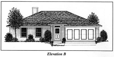 Alternate Elevations Plan: 8-674