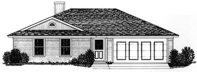 Traditional Style Floor Plans Plan: 8-674