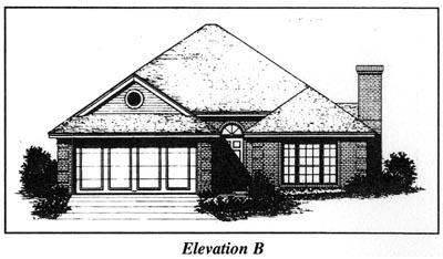Alternate Elevations Plan: 8-675