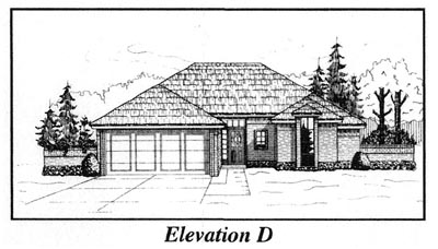 Alternate Elevations Plan: 8-676