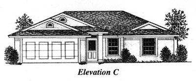 Alternate Elevations Plan: 8-677