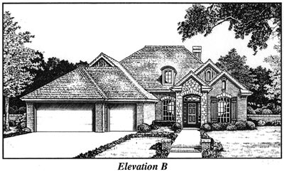 Alternate Elevations Plan: 8-693