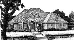 Traditional Style House Plans Plan: 8-706