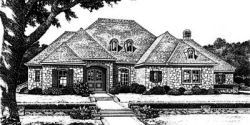 Traditional Style House Plans Plan: 8-715